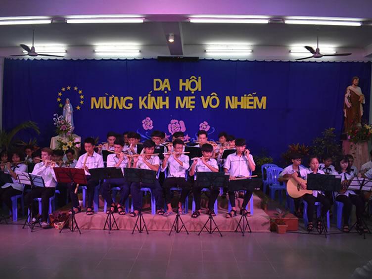 Serving in Vietnam