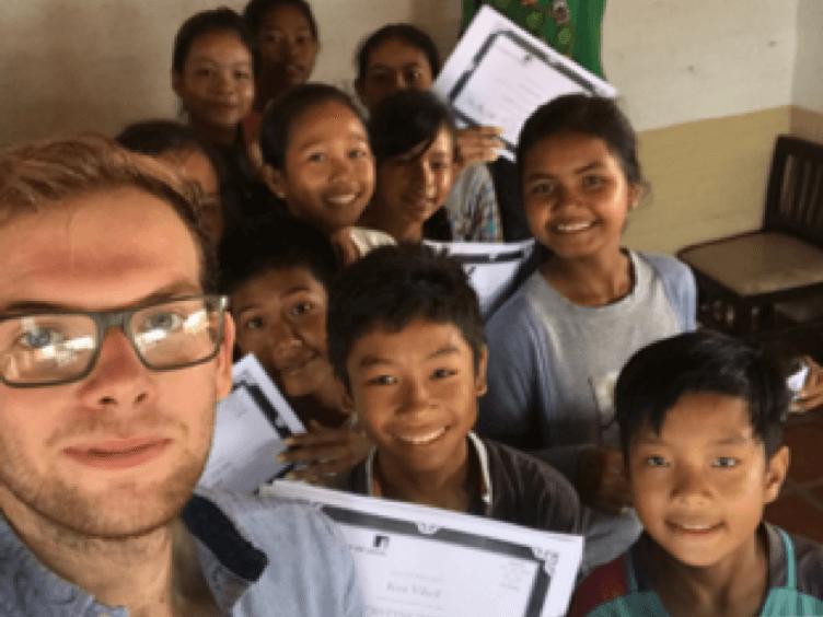 Callum's Cambodia Project